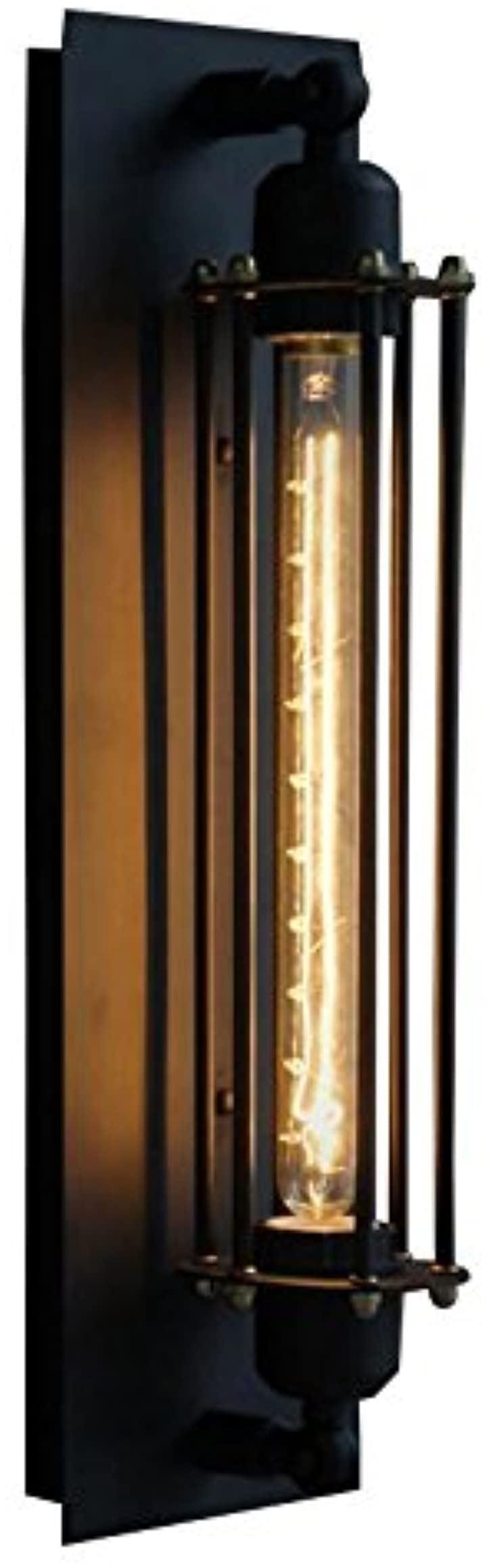 ブラケット照明 玄関照明 廊下ライトランプ 照明おしゃれ 階段ライト 間接照明 壁取付照明 壁掛けライト 室内照明 ブラケット北欧 照明器具スーチル素材 照明レトロカフェ風ライト1灯 レストラン照明(C11)