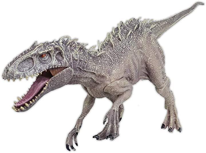 KICHIBEI 肉食恐竜 リアル フィギュア おもちゃ ディスプレイ 塗装済み 大迫力 40cm