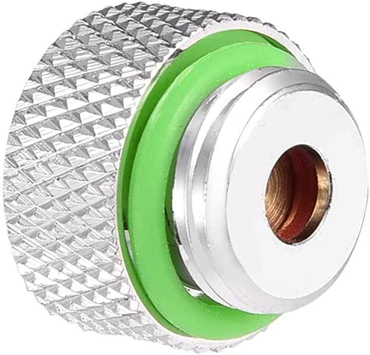 G1 / 4 圧力弁 スレッドベントバルブ フィッティング 継手 コネクタ 減圧 プラグ 水冷用 排気