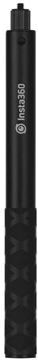 120cm自撮り棒 見えない自撮り棒 GO 2/ONE X2/ONE Rに適応公式(黒, ONE X2自撮り棒(120cm))